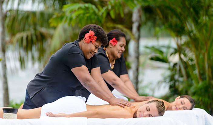 Fijian Massage